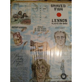 Vinyl Acetatato Lennon Shaved Fish