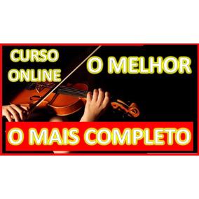 Violino Aprenda A Tocar Online