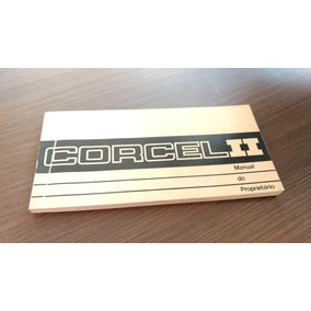 Manual Ford Corcel 2 Original