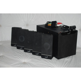 Home Theater 5.1 Marca Genius