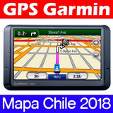 Gps Garmin Usados - Nuvi 1300 + Mapa Chile Y Sudamérica 2018
