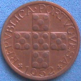 Spg Portugal 20 Centavos 1952.