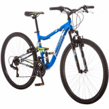 Bicicleta Mongoose Ledge 2.1 R27.5 Aluminio Doble Suspension