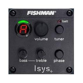 Captador Pre Fishman Isys+