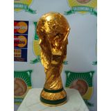 Réplica Taça Copa Do Mundo Fifa - Tamanho Oficial 36 Cm