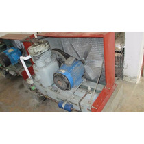 Equipo De Refrigeración Para Congelar Compresor 10 Hp