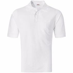 305cbc1480 Camisa Lisa Polo Oficina Mecanica Com Bolso - Calçados