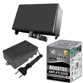 Amplificador / Booster Para Sinal Digital Uhf