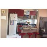 Apartamento No Bairro Vila Das Oportunidades - Carapicuíba - Sp, Com 45 M², Sendo 2 Dormitórios, Sala, Cozinha, Banheiro E 1 Vaga De Garagem Para Moto