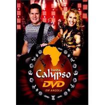 Dvd Banda Calypso - Ao Vivo Em Angola - Original E Lacrado