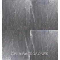 Baldosones Y Simil Lajas P/ Vereda - ¡ Oferta Gris! Fabrica