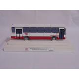 Miniatura Ônibus Pássaro Marron Busscar Urbanuss