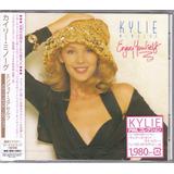 Kylie Minogue / Enjoy Yourself / Cd / Japonés / Sellado