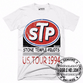 Remera Hombre Doble Nelson Stone Temple Pilots Rock Stp