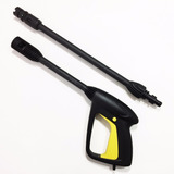 Pistola C/ Lança Lavadora Alta Pressão Intech Machine Hl1700