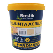 Rejunte Acrílico Palha Trigal Piscina/ Porc. 1kg Fortaleza
