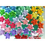 Flores Papel Origami Souvenir Decoración Cumpleaños Eventos