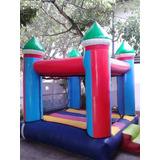 Fiestas Infantiles Colchón Inflable Cama Elastica Muñecotes
