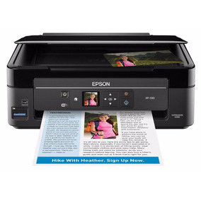 Impresora Epson Expression Home Xp-330 Color
