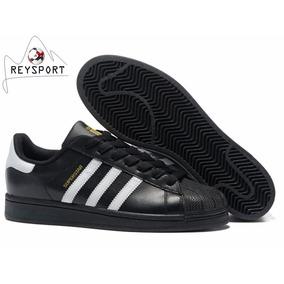 adidas Superstar Fundation Black B27140 Liqu Men