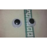 100 Ojos Moviles Para Pegar 20mm