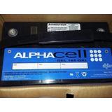 Bateria 110amp De Gel Alphacell Gxl165
