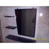 Mueble Con Espejo Para El Baño