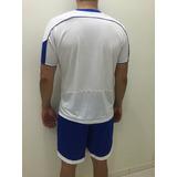 Liquidação Kit 12 Camisa E Calção Futsal Fardamento Uniforme