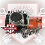 Kit Aumento Potencia Motor Biz100 / Pop 100 P/ 120cc