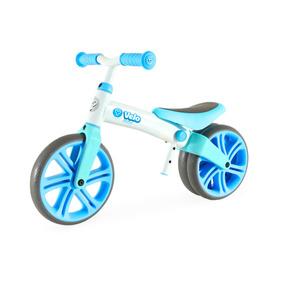 Bicicleta Bebes Equilibrio Y-volution Yvelo Junior Azul