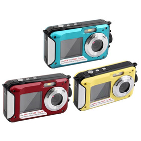 Camara 24 Mp Xenit Modelo 1080 Selfie Doble Lcd + 32gb