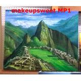 40 X 50 Pintura Machu Picchu Cuzco Peru Oleo Arte Hogar Sol