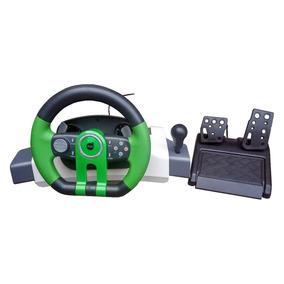 Volante Dazz Gt Xbox 360/ps3 C/force Feedback E Vibração.