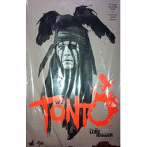 Hot Toys Johnny Depp The Lone Ranger Tonto