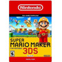 Super Mario Maker For Nintendo - 3ds - Codigo Eshop
