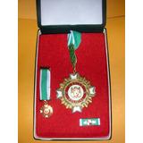 Peru - Medalla Honor Al Merito Policial 30 Años