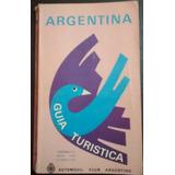 Guía Turística Argentina 1967