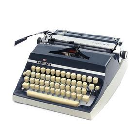 Máquina De Escrever Triumph Gabriele 35 Feita Na Alemanha