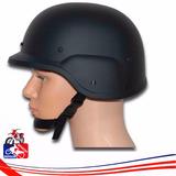 Casco Combat Alta Calidad Escolta Policial Chooper Klr Xt Um