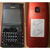Celular Clássico Nokia X2-01, Novo, Nacional, Desbloq, Red