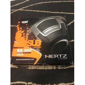 Sub Hertz Es 300 - 12 Pol ( Jl Audio Alpine Pioneer Mtx )