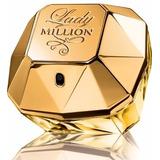 Lady Millon Eau My Gold By Paco Rabanne 80ml Envio Gratis!!