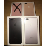 Iphone 7 Plus 128gb Negro Plata Dorado