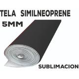 Simil Neoprene 5mm Para Sublimar Por Metro