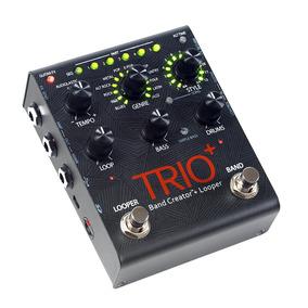 Pedal De Guitarra Modelo Trio+ Plus Para Guitarra Original