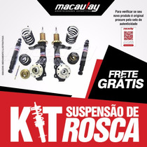 Monza Todos Chevrolet - Suspensão Rosca Macaulay Oficial