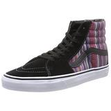929b0ecc92 Vans Sk8 Hola Guate Weave Black-multi Hombres Zapatillas De