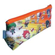 Cartuchera Triangular De My Hero Academia Anime Boku No
