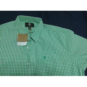 Camisa Timberland Hombre Xl Original La Liquido!