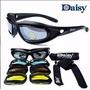 Óculos Daisy C5 Usa Military Policial Tático Airsoft
